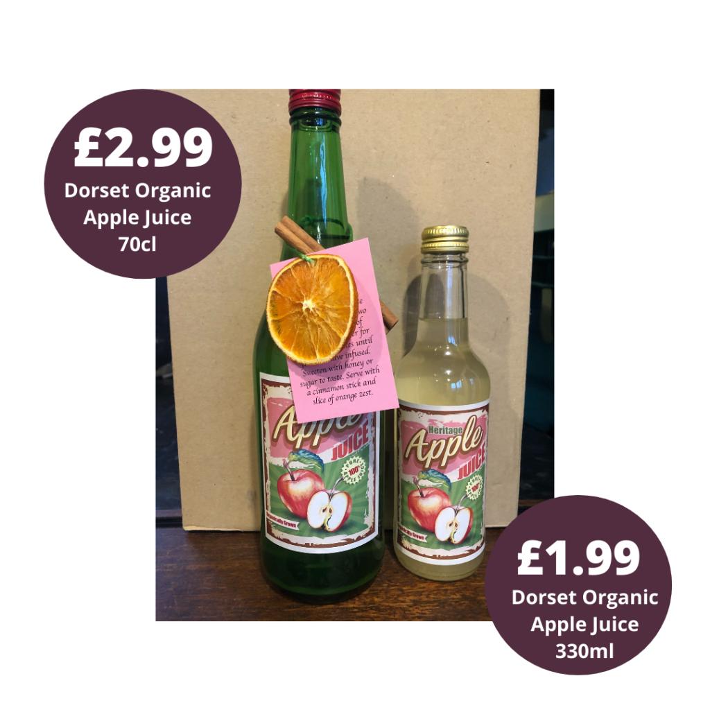Dorset Apple Juice